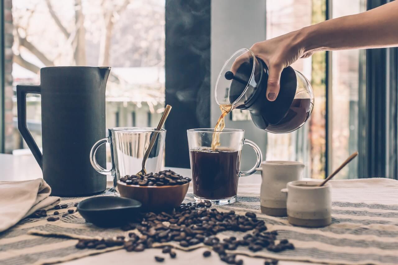 Pozitívne účinky kávy na zdravie