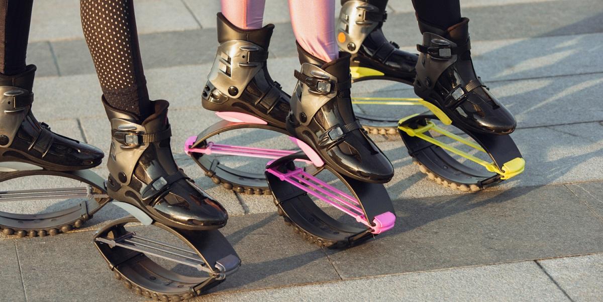 Skákacie topánky pre chlapcov aj dievčatá